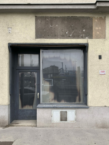 Verlassenen in Wien